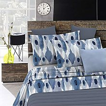 Italian Bed Linen Parure de lit Fashion, Calypso,