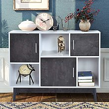 Itopfoxeu Commode - Armoire d'appoint -