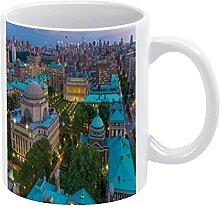 IUBBKI Ivy League - Tasses à thé et tasses à