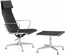 Ivol - Fauteuil Design fauteuil + hocker