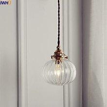 IWHD – lampe suspendue en forme de boule de