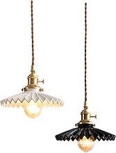 IWHD – luminaires suspendus en cuivre, style