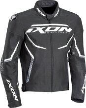Ixon Swinter Sport, veste textile - Noir/Blanc - S