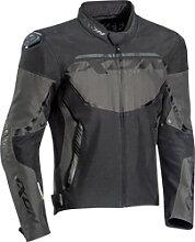 Ixon Swinter Sport, veste textile - Noir/Blanc -