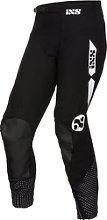 IXS 19 2.0, pantalon textile - Noir/Blanc - 52