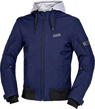 IXS Moto SO, veste textile - Bleu - XL