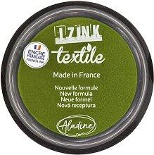 IZINK Encreur textile, vert
