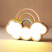 Izzya Dessin Animé LED Plafonniers,44 W Acrylique