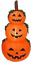 Jack-O-Lantern Halloween Gonflable Modèle Horreur