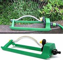 Jackallo Arroseur de Jardin Arroseur Oscillant 18