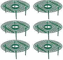 Jaimenalin 6 Pcs Plante Outil en Plastique Fraise