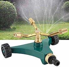 Jardin Automatique Irrigation Sprinkler en Cuivre