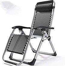 Jardin / plage Pliant chaises longues en plein air