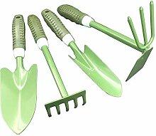 Jardinage 4 pièces poignée en Plastique Pelle à