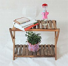 Jardinière Mini-étagère À Fleurs Balcon Blanc