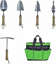 JARDTEC Ensemble Outils Jardinage avec 5 Outils de