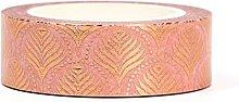 JarPost 1 ruban adhésif washi décoratif pour