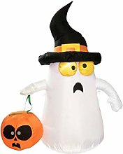 JBlWSGT Lampe rotative gonflable Halloween - 1,5 x