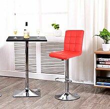 Jeobest - 4 pcs tabouret de bar chaise longue