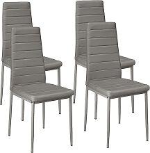 Jeobest - 4 x chaises de salle à manger chaise de