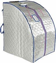 Jeobest - Boîte de sauna portable infrarouge -