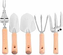 Jeu d'outils de jardinage 1 Set 5pcs Novel