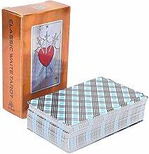 Jeu de cartes de tarot | De divination de destin