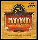JEU DE CORDES MANDOLINE GHS A270 MEDIUM