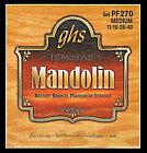 JEU DE CORDES MANDOLINE GHS PF270 MEDIUM