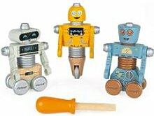 Jeux de bricolage - robots brico kids J06473
