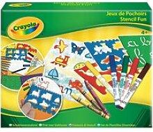 Jeux  de pochoirs 5310