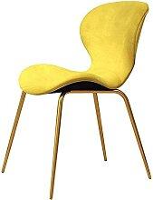 JFIA65A Moderne Chaises de Salle à Manger Velours