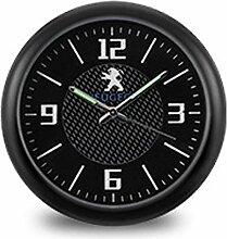 JHEK Tableau De Bord D'horloge De Voiture