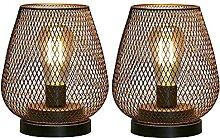 JHY DESIGN lampe de chevet design pile lampes de