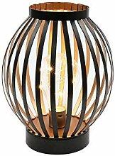 JHY DESIGN Lampe de chevet noir fermob lampe de