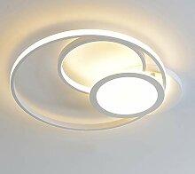 JHYPVII Moderne Plafond Lampe Chambre Ultra Mince