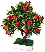 JHYS Fausses Fleurs décoratives d'intérieur,
