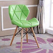 JIAJBG Chaises Ménage Simple Chaise Moderne