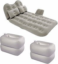 JIAMING Voiture Gonflable Lit, SUV Matelas