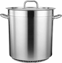 JiangKui Pot à Soupe Pot à Ragoût Casserole