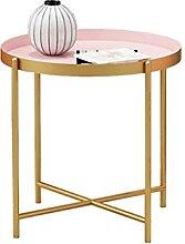JIANMIN Chaise de bureau pieds table d'appoint