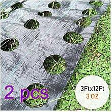 JIESD-Z Lot de 2 tapis de protection contre les