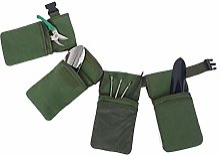 JIESD-Z Sac de ceinture pour outils de jardinage,