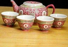 Jingdezhen – théière chinoise traditionnelle