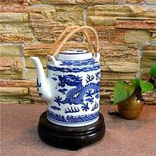 Jingdezhen – théière en porcelaine, théière