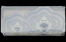 Jingmeizi Mini moules en résine de silicone en