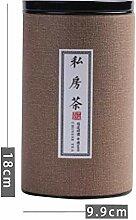 Jingyun 250g Boîte à thé Boîte à thé Boîte