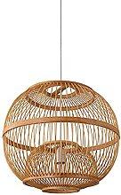 JISHUBO Lampe Suspendue De Cage À Oiseaux En