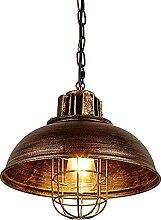 JISHUBO Lampe Suspendue De Style Industriel