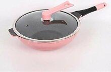 JJWC Ustensiles de cuisine sans stick sans fumée